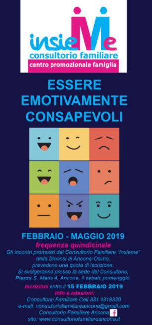 Essere emotivamente consapevoli