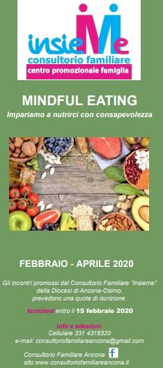 Mindful eating impariamo a nutrirci con consapevolezza